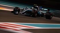 Hasil F1 GP Abu Dhabi