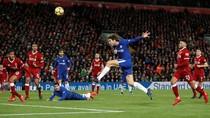 Statistik yang Lahir Usai Liverpool Berimbang dengan Chelsea