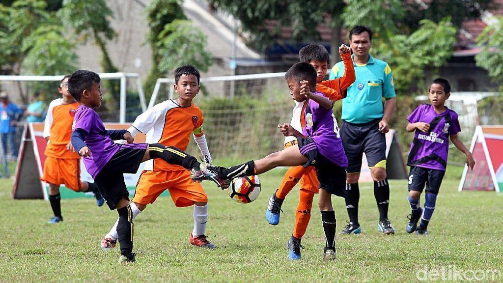 Melihat Keseruan Firman Utina Cup 2017