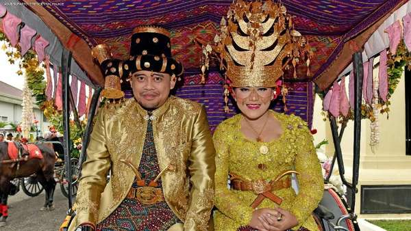 Yorrys: Pernikahan Putri Jokowi Sederhana dan Merakyat