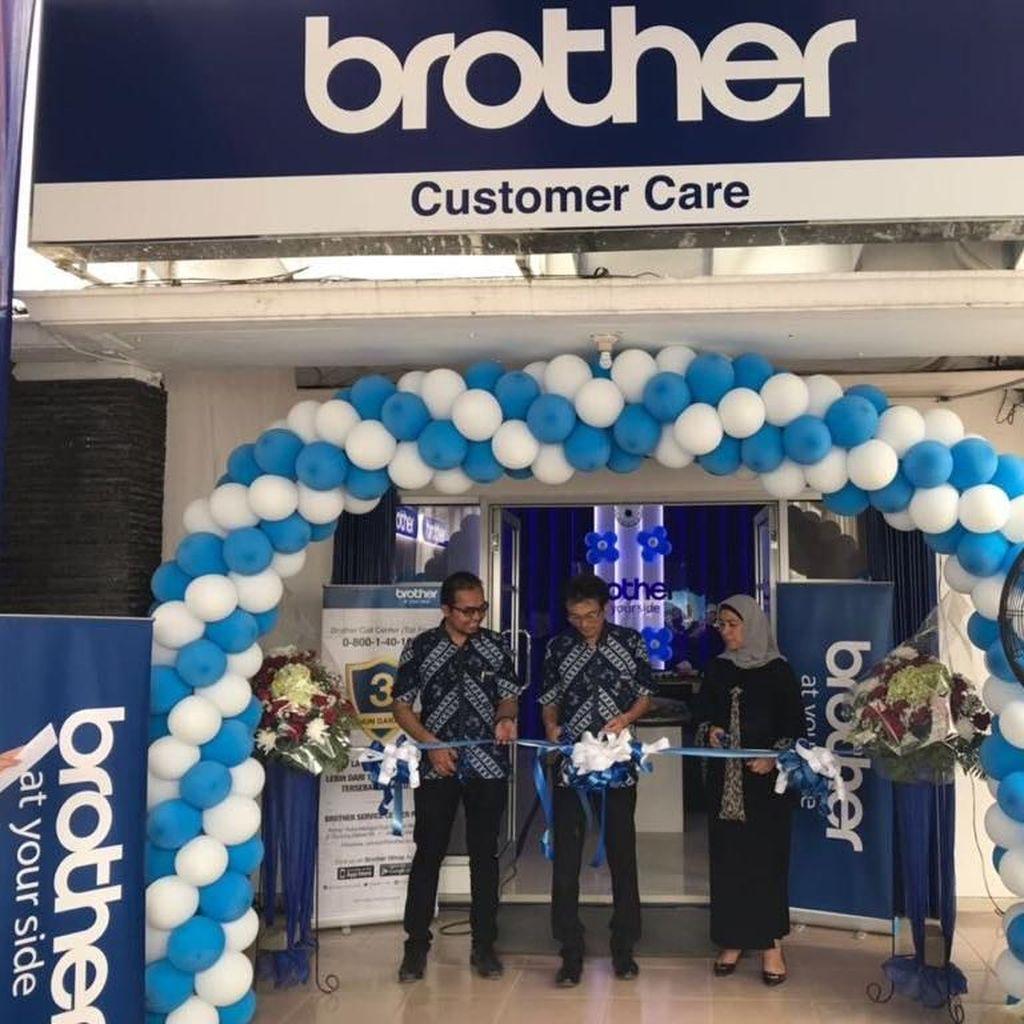 Brother Buka Customer Care di Cikarang