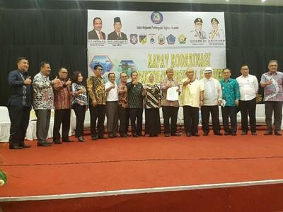 6 Provinsi di Sulawesi Bersatu Demi Pariwisata