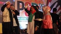 Opick Sudah Lama Lakukan Konser Amal untuk Palestina