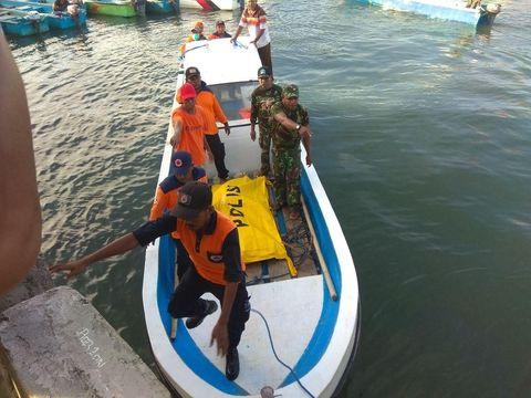 Jenazah korban ditemukan di Dobo, Kabupaten Kepulauan Aru