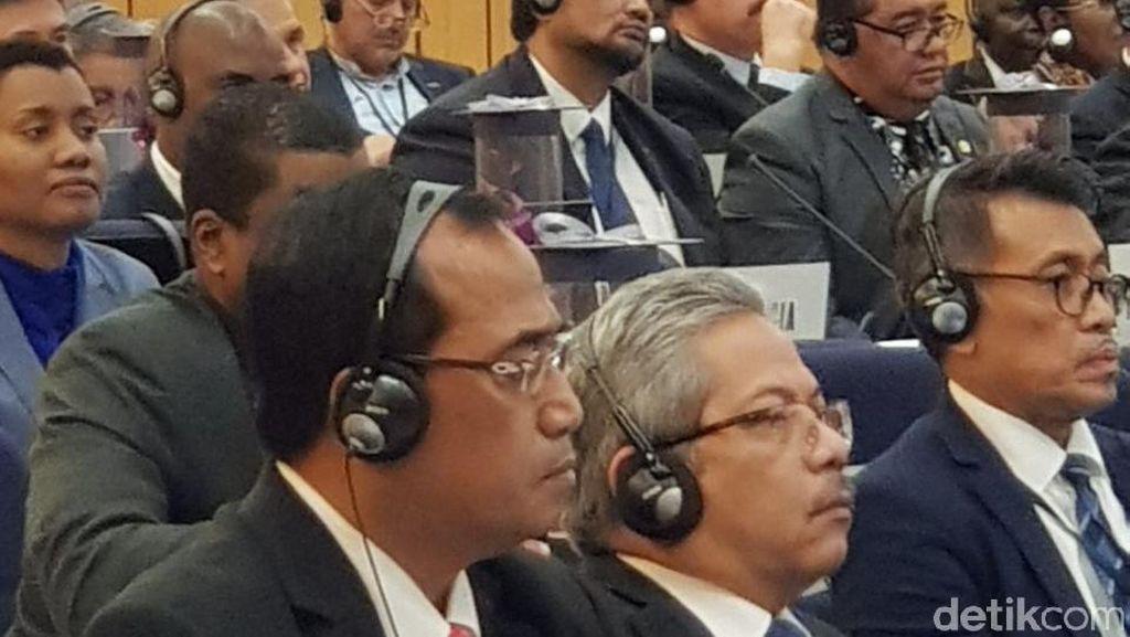 Chile Terpilih Pimpin Sidang IMO, Menhub Berharap Kompetisi Sehat