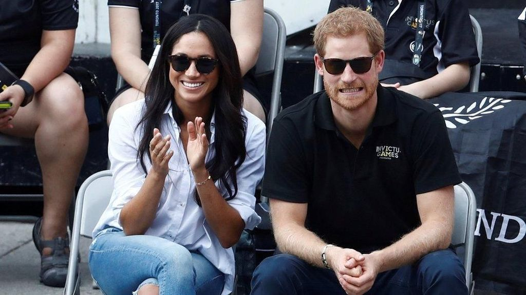 Pangeran Harry Akan Menikah dengan Kekasihnya Meghan Markle