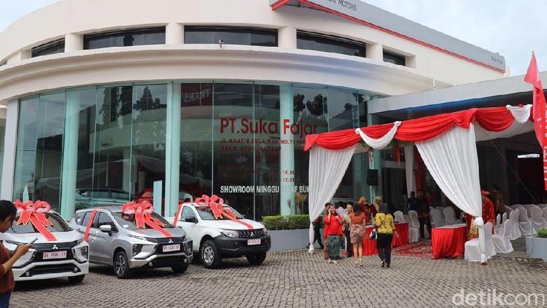 Mitsubishi Xpander Jadi Travel di Padang