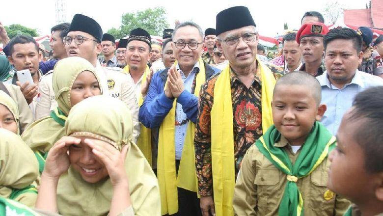 Ajak Generasi Muda Lawan Korupsi, Ketua MPR: Jangan Hanya Diam