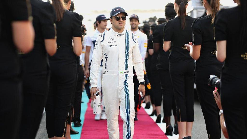 Felipe Massa Undur Diri dari Formula 1