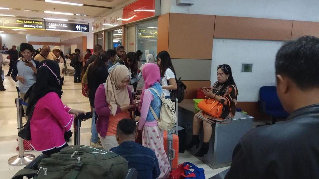 Tak Dapat Kompensasi, Calon Penumpang dari Makassar ke Bali Kecewa