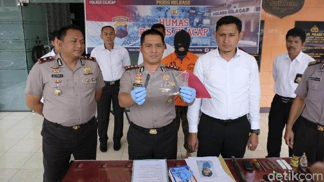 Serang Sipir Menggunakan Pisau, Napi Nusakambangan Ditangkap Polisi