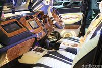 Kabin Honda Jazz yang Dibuat Makin Mewah