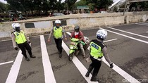 Pelanggar Lalu Lintas Sumbang Kas Negara Rp 382 Miliar/Tahun