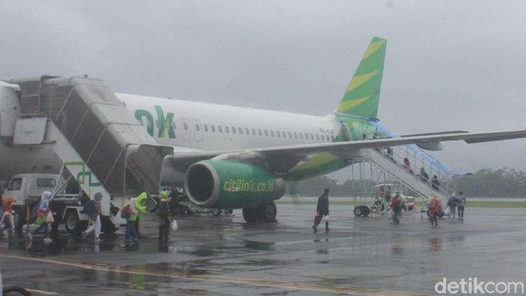 Antisipasi Pengalihan, Bandara Yogya Siapkan Parkir Pesawat