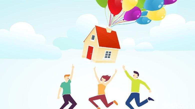 Milenial Bisa Kok Punya Rumah, Begini Caranya