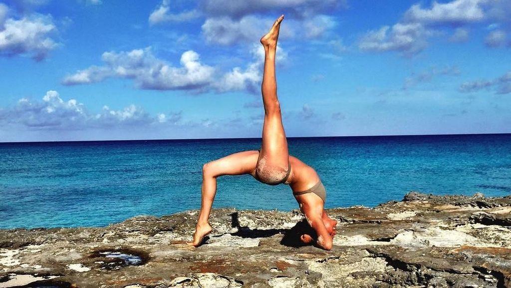 Foto: Meghan Markle, Tunangan Pangeran Harry yang Senang Yoga
