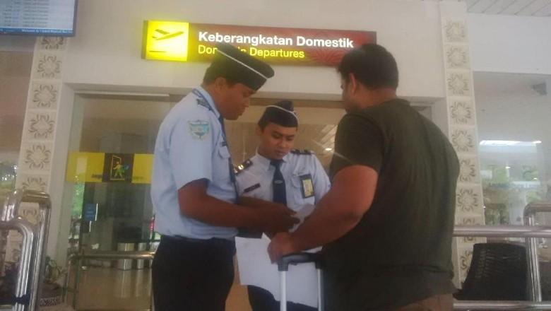 Penerbangan ke Lombok Dialihkan ke Surabaya dan Bali