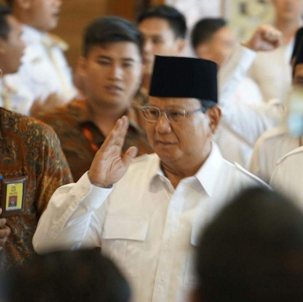 Prabowo Tugaskan Sudirman Said Cari Cawagub Harapan Rakyat