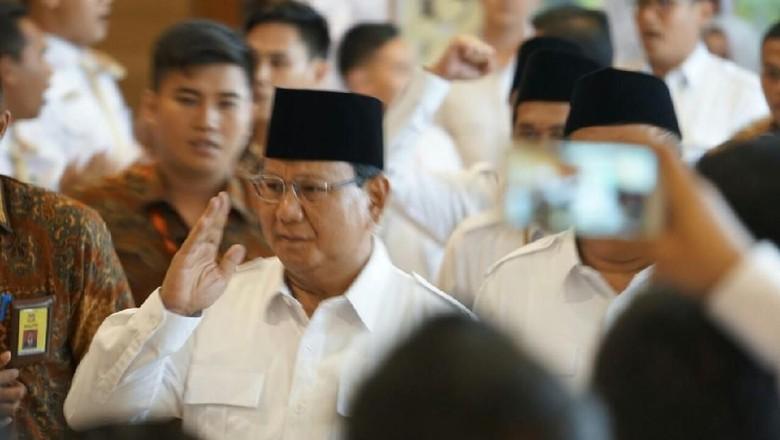 Presiden PKS dan Ketum PAN Merapat ke Rumah Prabowo Bahas Pilkada