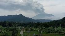 Dampak Erupsi Gunung Agung, 29.023 Warga Diungsikan