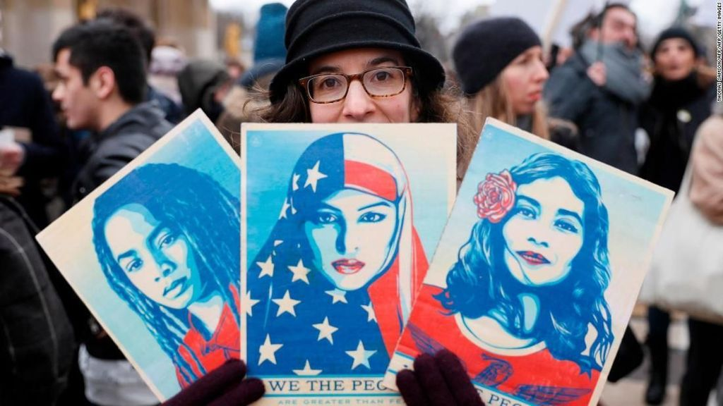 Usai Poster Barack Obama, Shepard Fairey Kritik Trump Lewat Poster Ini