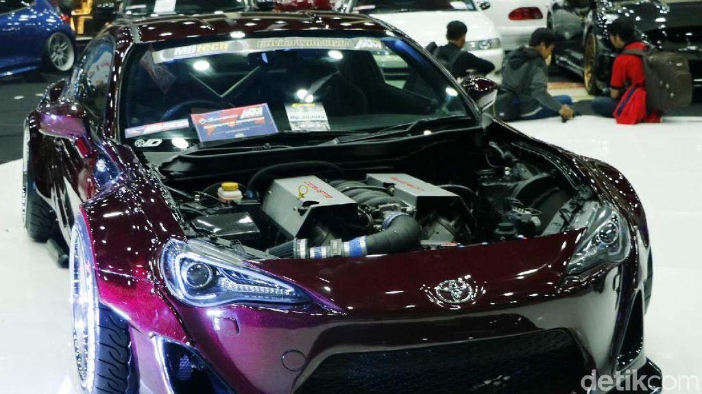 Toyota 86 Berjantung Mesin Amerika