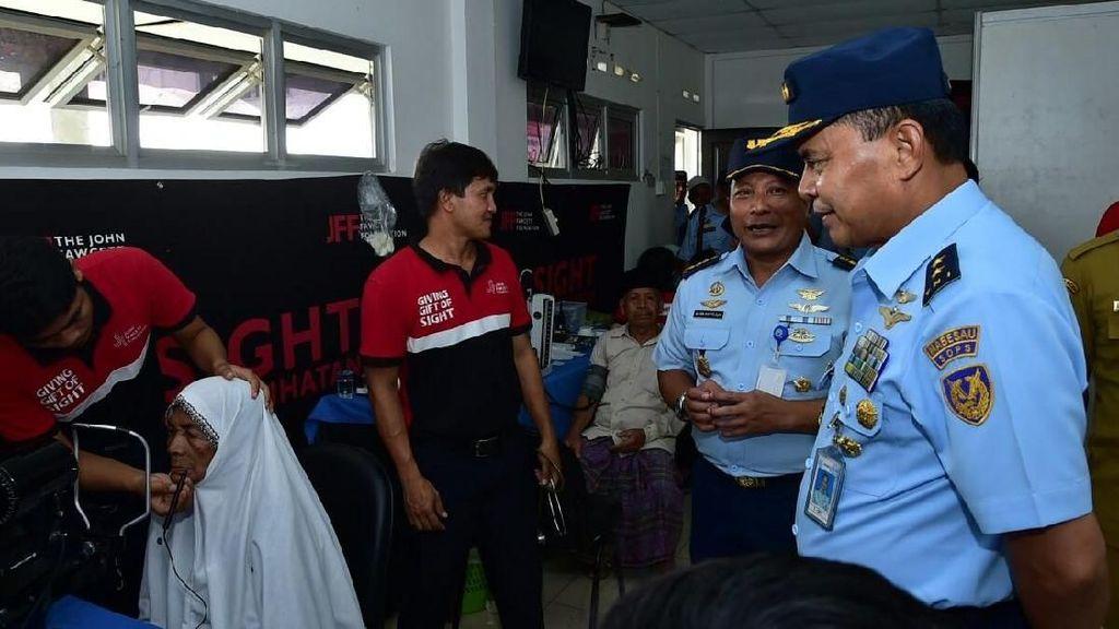 TNI AU Ikut Sukseskan Sail Sabang