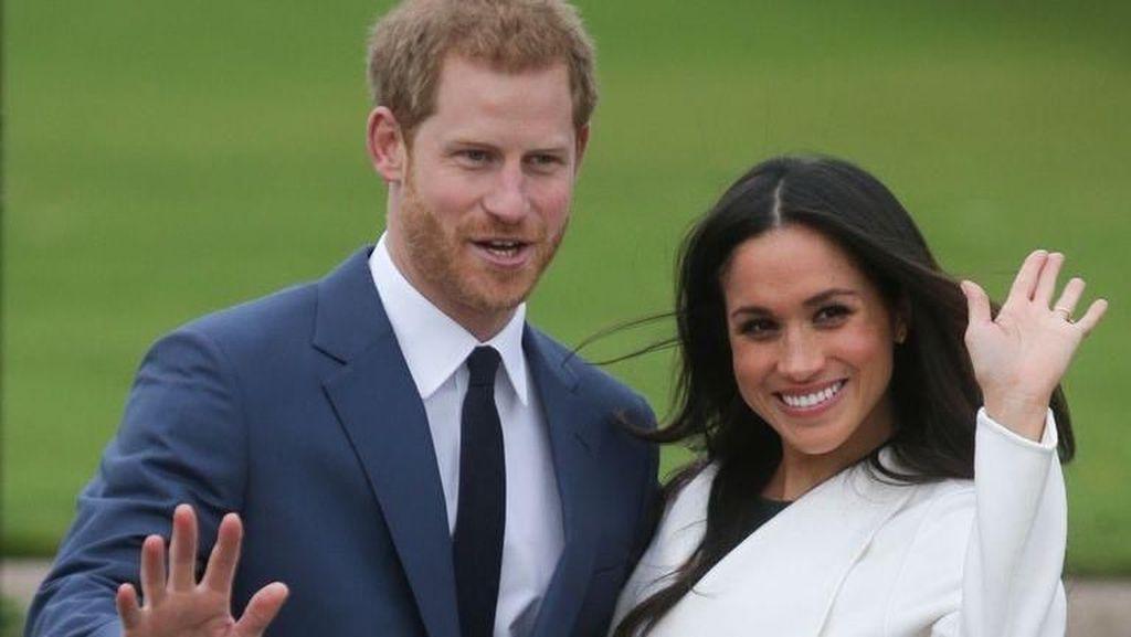 Kira-kira Apa Ya Menu Pernikahan Pangeran Harry dan Meghan Markle Nanti?