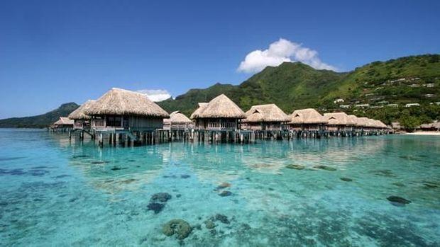 Pantainya pun bersih dan Tenang (Tahiti Tourism)