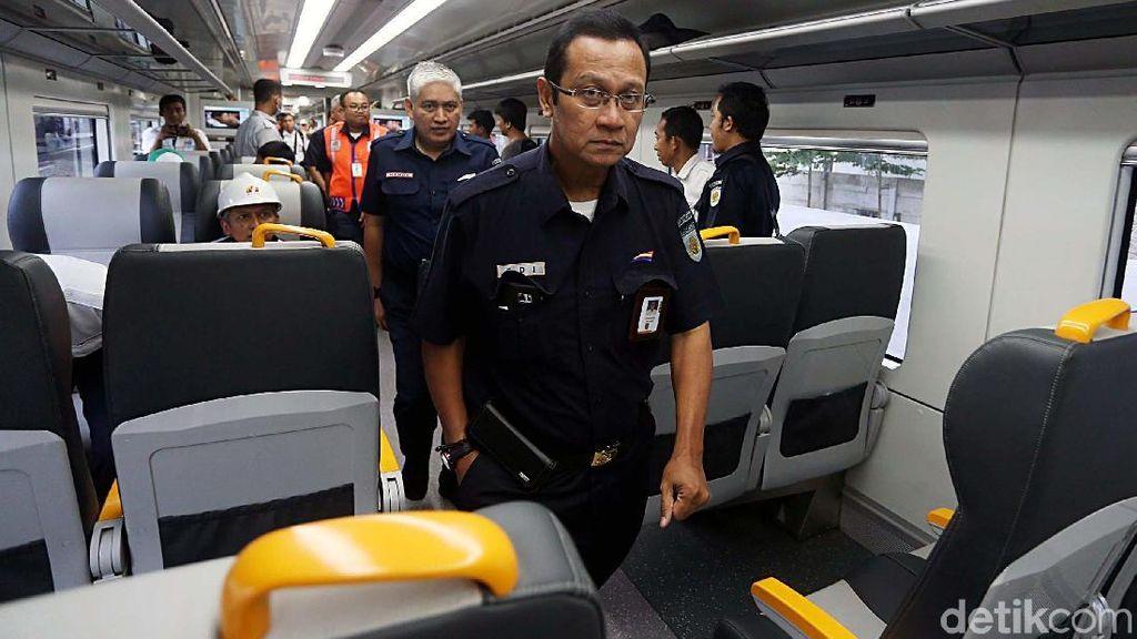Jajal Kereta Bandara, dari Sudirman Baru ke Soekarno-Hatta 54 Menit