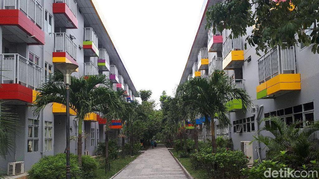 Kampung Atlet Asian Games Palembang Setara Hotel Bintang 4