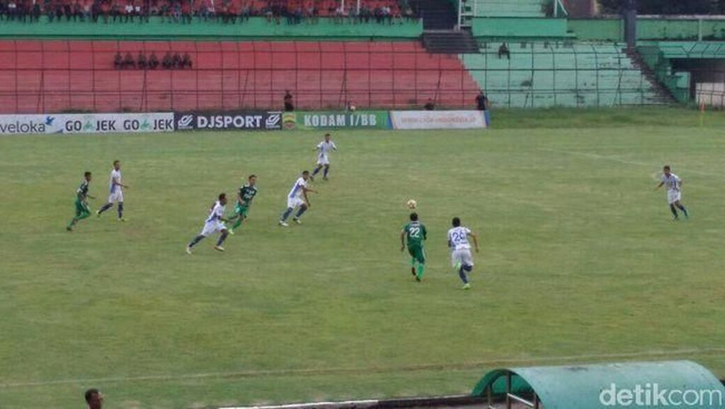 PSMS Promosi, Stadion Teladan Renovasi