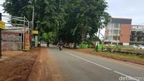 Pengendara Keluhkan Tumpahan Tanah Akibat Proyek di Bekasi Utara