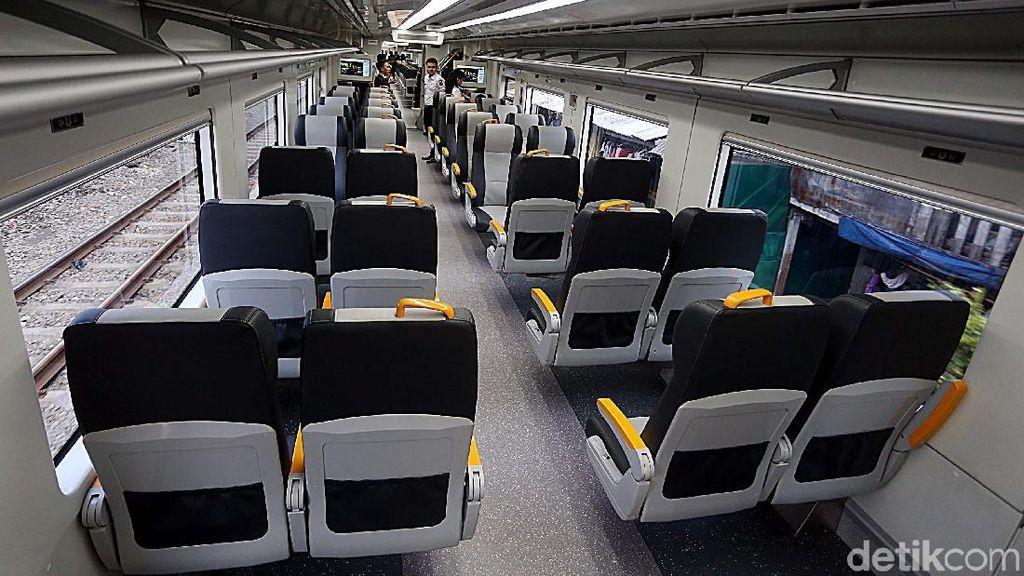 Yuk Naik, Kereta Bandara Soetta Bisa Dijajal Mulai Hari Ini