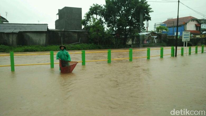 11 Jembatan di Gunungkidul Rusak Diterjang Banjir