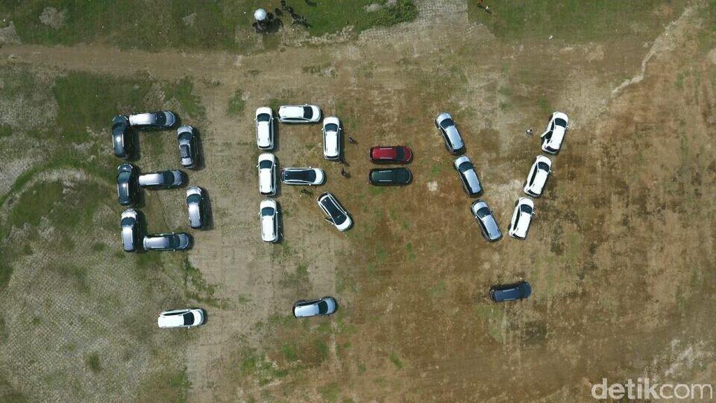 Aksi SOS Komunitas Honda BR-V