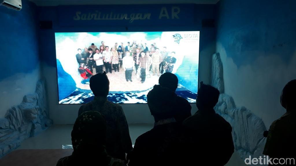Foto: Mau Tahu Tentang Kutub Selatan? Ke Bandung Saja