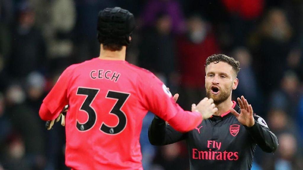 Arsenal Tercecer, Cech: Baru 13 Pertandingan