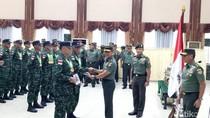KSAD Apresiasi Kontingen TNI AD yang Menang di Lomba Tembak AARM