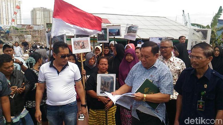 Gugatan Warga Vs Pemprov, Hakim Gelar Sidang di Kampung Akuarium