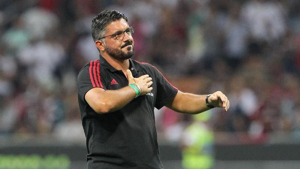 Akankah Gattuso Bikin Milan Juga Meledak-ledak di Lapangan?