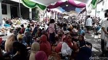 Puluhan Ribu Orang Sesaki Haul KH Abdul Hamid di Pasuruan