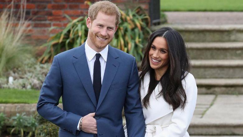 Tunangan dengan Pangeran Harry, Megan Markle: So Happy!