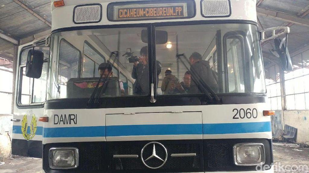 Mengenang Kisah Damri di Hari Angkutan Nasional