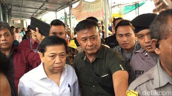 Ke KPK Pagi ini, MKD Akan Sarankan Novanto Lepas Kursi Ketua DPR