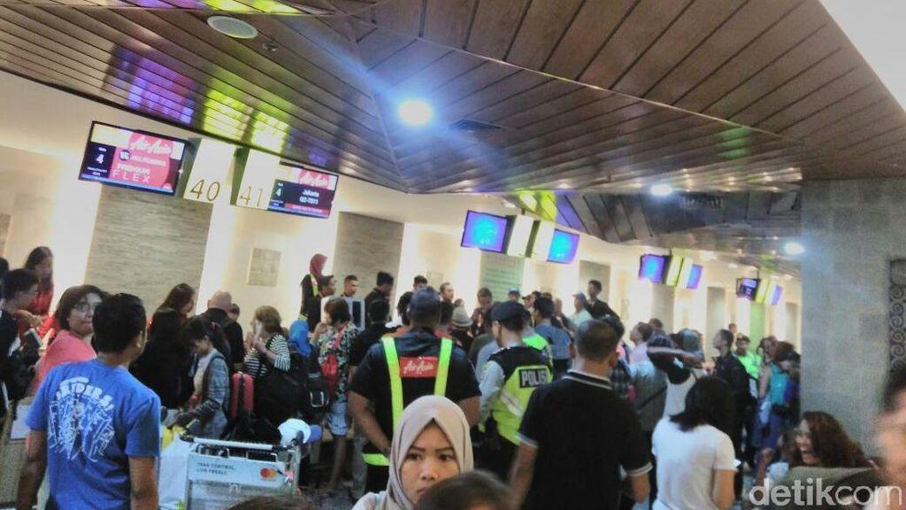 Bandara Ngurah Rai Dibuka, 13 Keberangkatan dan 9 Kedatangan Sudah Terjadwal