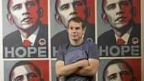 Fenomenal Gara-gara Barack Obama, Shepard Fairey Mendunia