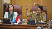 Bertemu Dubes, Sandi Ingin Swedia Tingkatkan Investasi di Jakarta