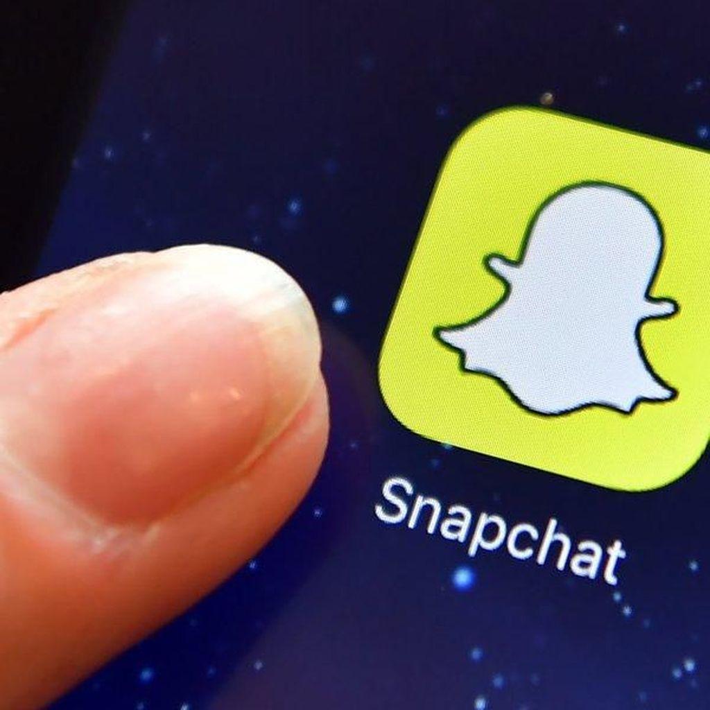 Snapchat Punya Fitur Animasi GIF
