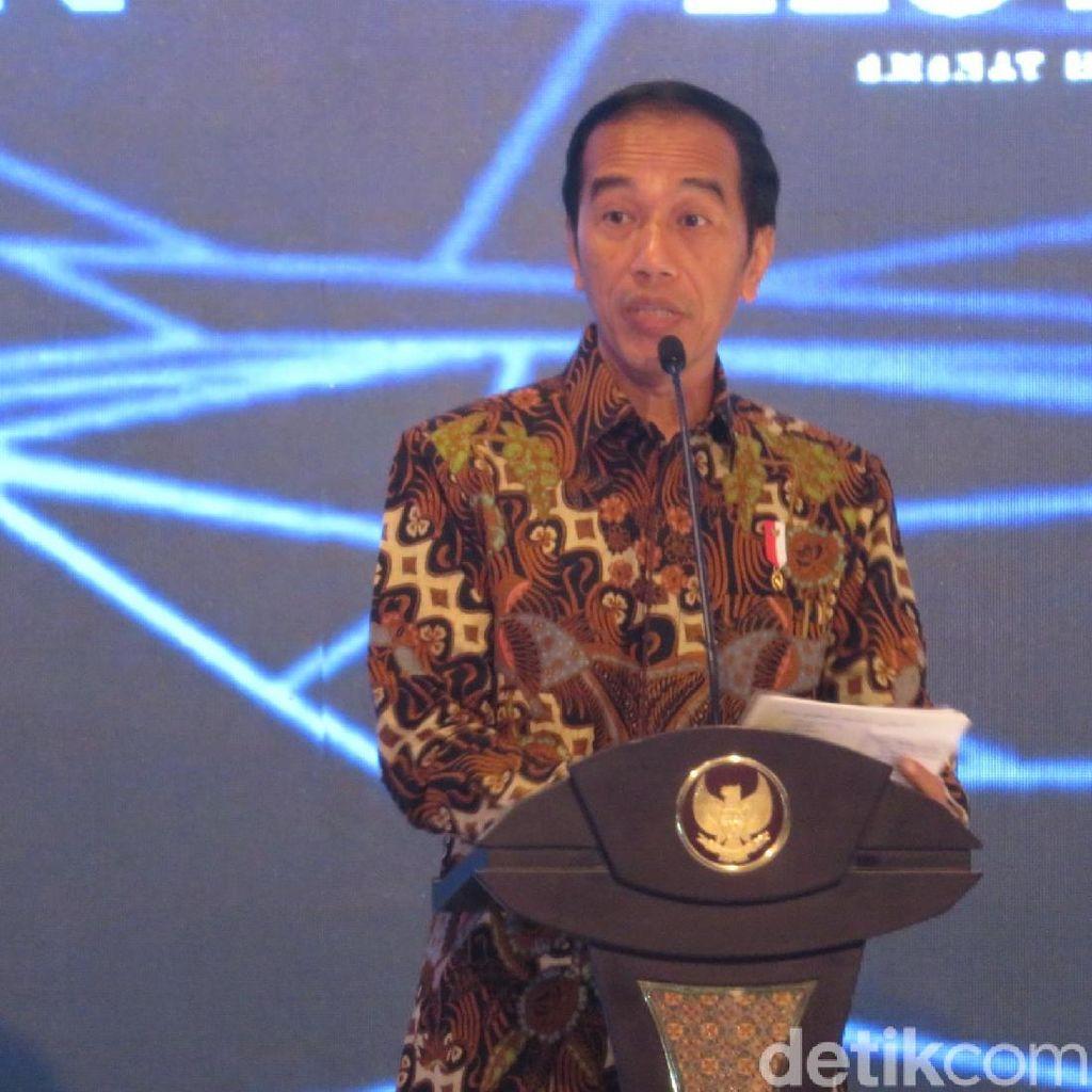 Ke KTT OKI, Jokowi akan Sampaikan Penolakan Rakyat atas Klaim Trump